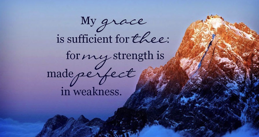 Strength out of weakness – Arise Ambassadors Ministries